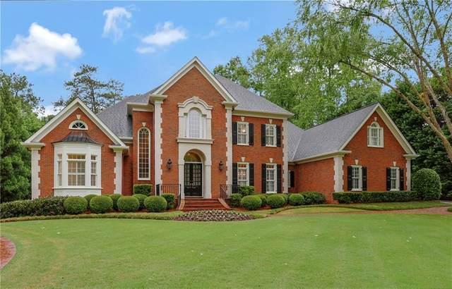 8440 Lazy Oaks Court, Atlanta, GA 30350 (MLS #6879320) :: Kennesaw Life Real Estate