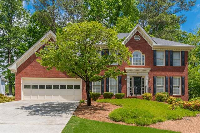 866 Mill Rock Street, Lawrenceville, GA 30044 (MLS #6879343) :: North Atlanta Home Team