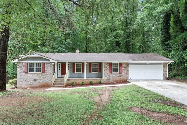 4561 Bobs Court, Stone Mountain, GA 30083 (MLS #6879344) :: North Atlanta Home Team