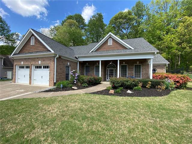 1041 Copper Creek Drive, Canton, GA 30114 (MLS #6879362) :: Maria Sims Group