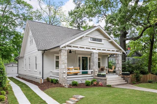 115 Michigan Avenue, Decatur, GA 30030 (MLS #6879363) :: Good Living Real Estate