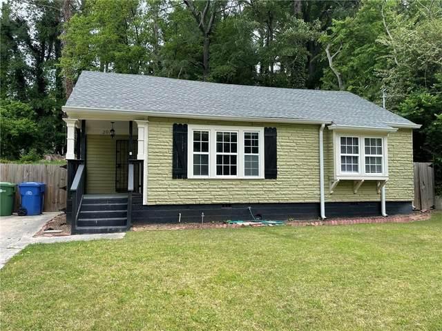 2037 North Avenue NW, Atlanta, GA 30318 (MLS #6879397) :: Path & Post Real Estate