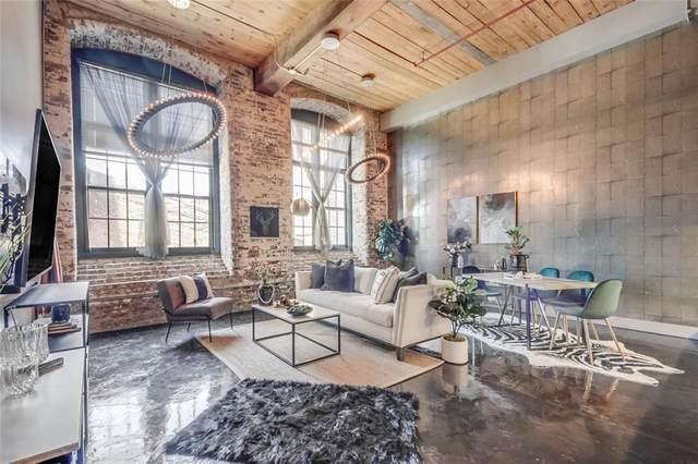 170 Boulevard SE H-206, Atlanta, GA 30312 (MLS #6879413) :: Path & Post Real Estate