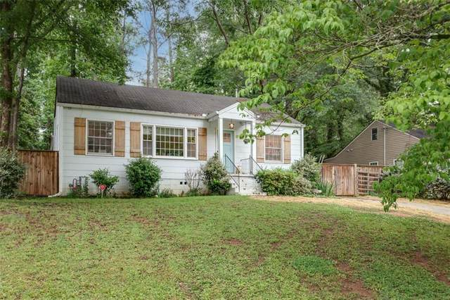 1963 Beecher Road SW, Atlanta, GA 30310 (MLS #6879427) :: North Atlanta Home Team