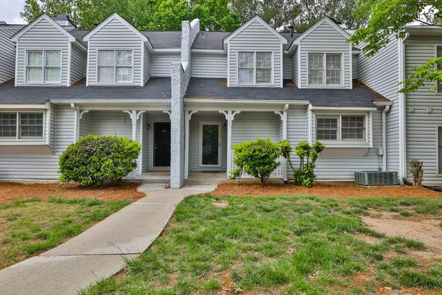 1111 Cannongate Crossing SW, Marietta, GA 30064 (MLS #6879430) :: Kennesaw Life Real Estate
