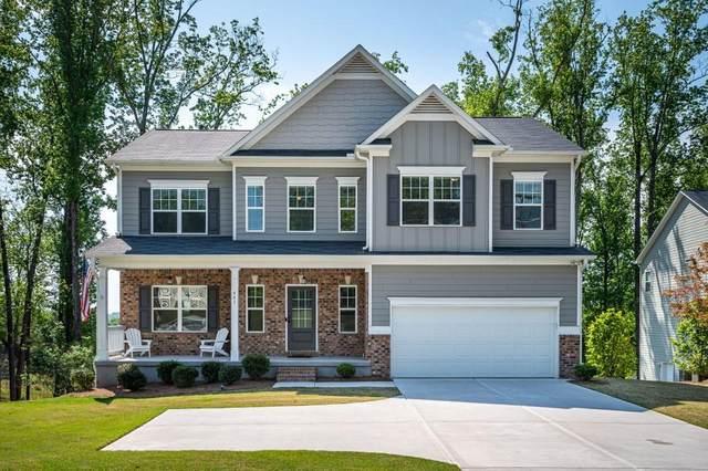 441 Darnell Road, Canton, GA 30115 (MLS #6879444) :: Path & Post Real Estate