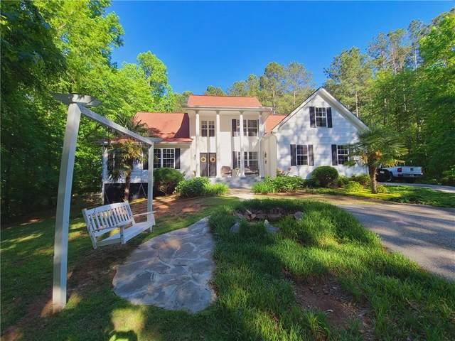96 Deep Step Road, Covington, GA 30014 (MLS #6879449) :: Path & Post Real Estate