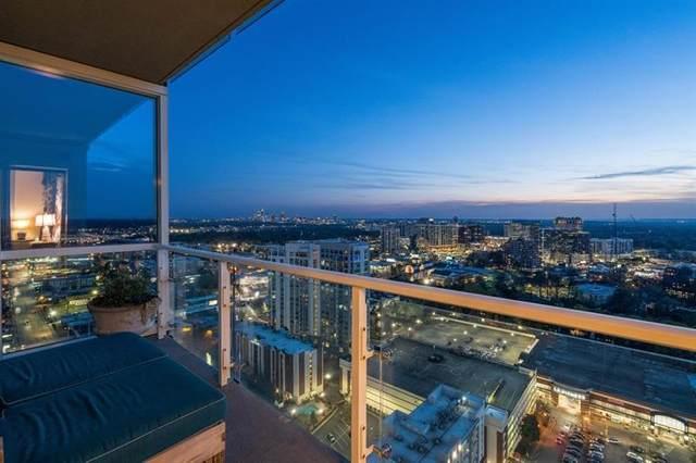 3325 Piedmont Road #2902, Atlanta, GA 30305 (MLS #6879451) :: Good Living Real Estate