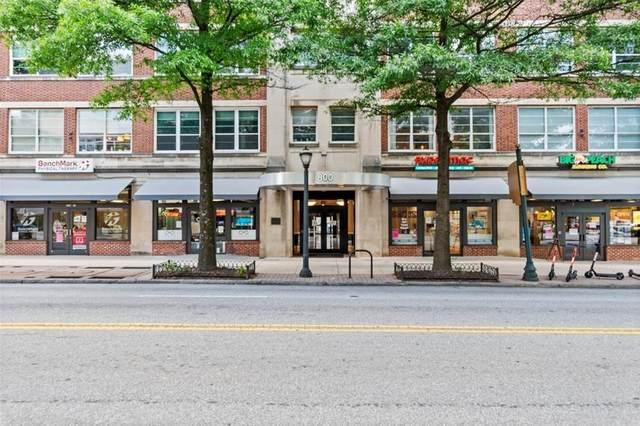 800 Peachtree Street NE #1524, Atlanta, GA 30308 (MLS #6879461) :: North Atlanta Home Team