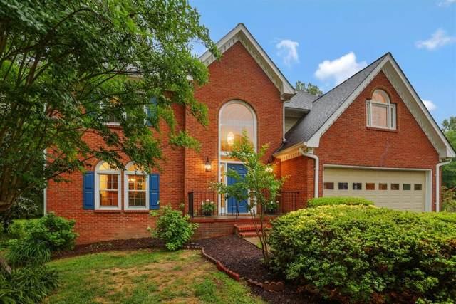5110 Mainstream Circle, Peachtree Corners, GA 30092 (MLS #6879491) :: Scott Fine Homes at Keller Williams First Atlanta