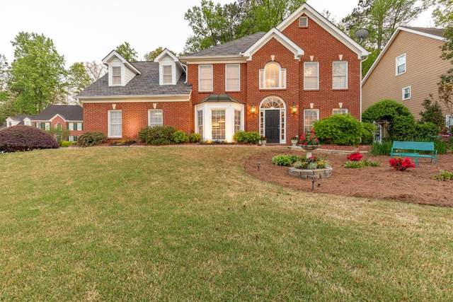 1014 Pinfeather Court, Lawrenceville, GA 30043 (MLS #6879525) :: Path & Post Real Estate