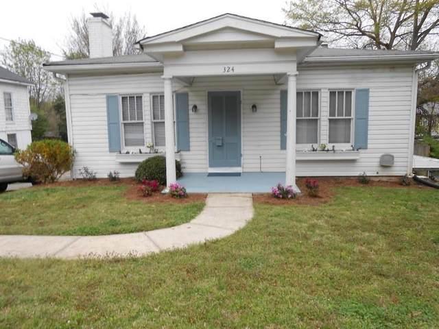 324 Kennesaw Ave Avenue, Marietta, GA 30060 (MLS #6879537) :: North Atlanta Home Team