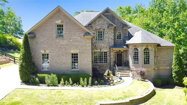 11820 Houze Road, Roswell, GA 30076 (MLS #6879540) :: North Atlanta Home Team
