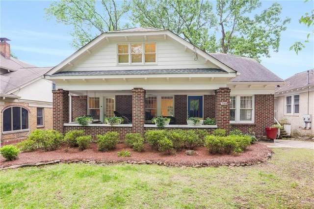 799 Virginia Circle NE, Atlanta, GA 30306 (MLS #6879567) :: RE/MAX Prestige