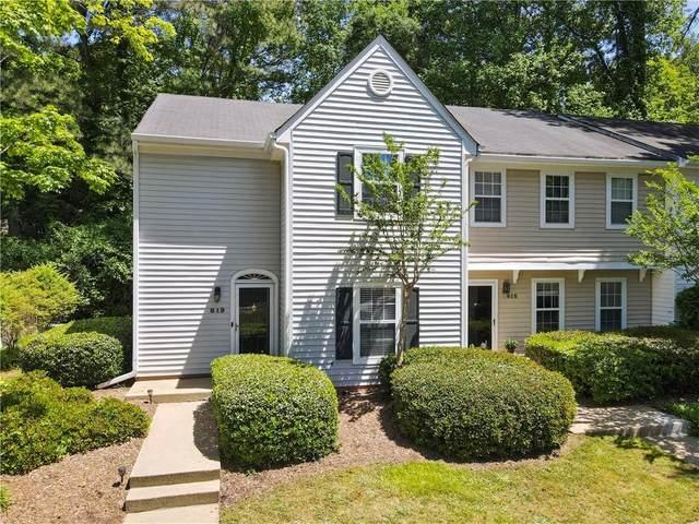 819 Heritage Square, Decatur, GA 30033 (MLS #6879576) :: North Atlanta Home Team