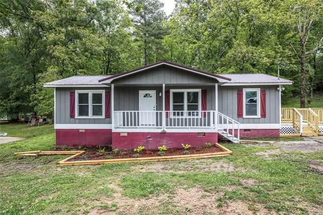 167 Pine Road, Rockmart, GA 30153 (MLS #6879588) :: The Hinsons - Mike Hinson & Harriet Hinson