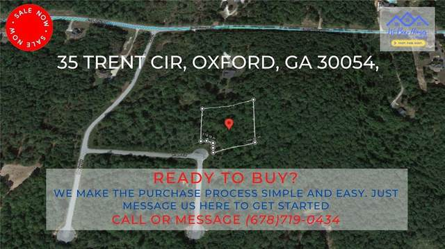 35 Trent Circle, Covington, GA 30016 (MLS #6879604) :: Path & Post Real Estate