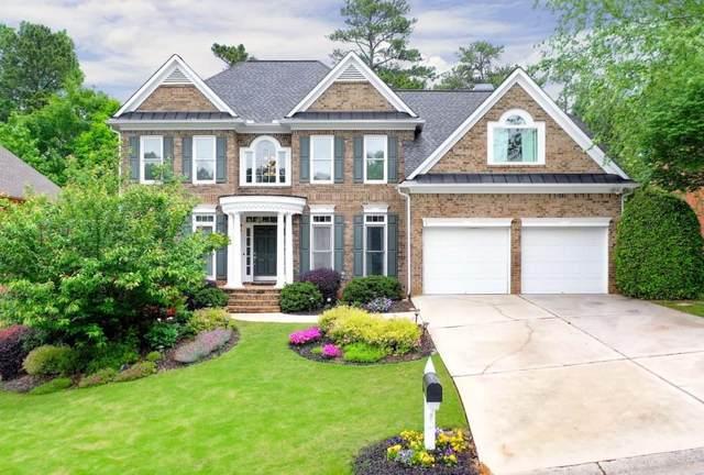 809 Kendall Knoll Way, Smyrna, GA 30126 (MLS #6879615) :: North Atlanta Home Team