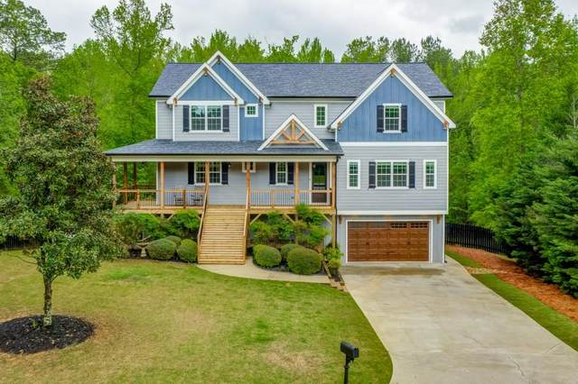 417 Christophers Court, Waleska, GA 30183 (MLS #6879659) :: The Hinsons - Mike Hinson & Harriet Hinson