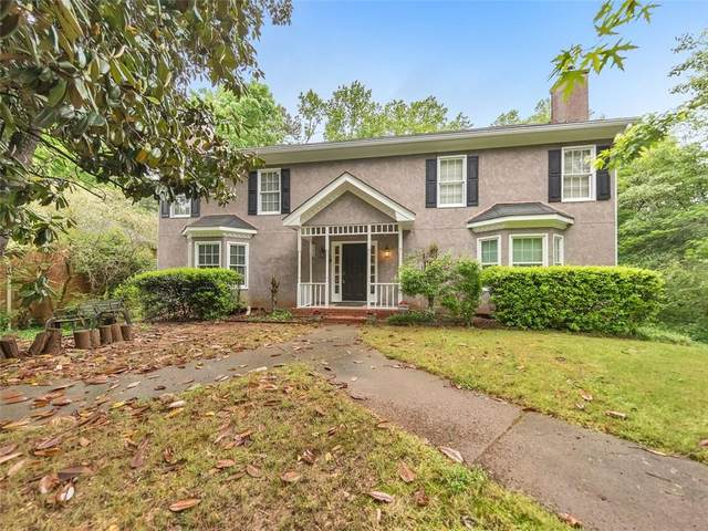 8953 Carroll Manor Drive, Atlanta, GA 30350 (MLS #6879672) :: Good Living Real Estate