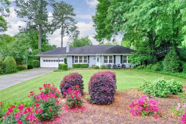 95 Silverwood Road, Atlanta, GA 30342 (MLS #6879687) :: North Atlanta Home Team