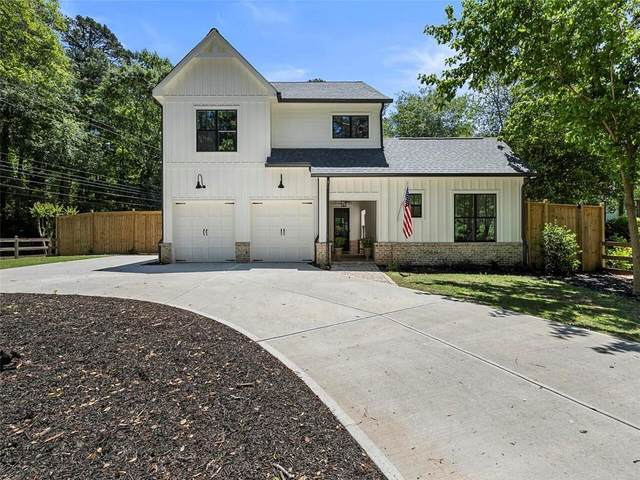 1257 Goodwin Road NE, Brookhaven, GA 30324 (MLS #6879698) :: North Atlanta Home Team