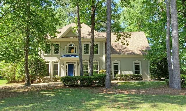1164 Fleming Trail SW, Mableton, GA 30126 (MLS #6879702) :: The North Georgia Group