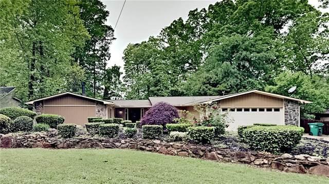 1020 Deer Chase, Stone Mountain, GA 30088 (MLS #6879708) :: North Atlanta Home Team