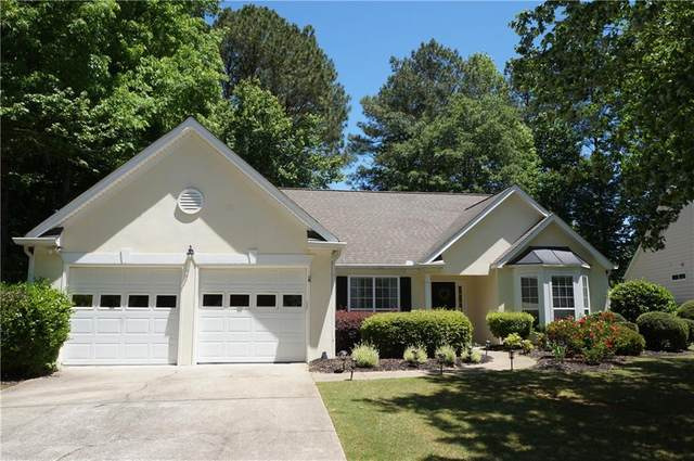 148 Clubhouse Drive NW, Kennesaw, GA 30144 (MLS #6879719) :: North Atlanta Home Team