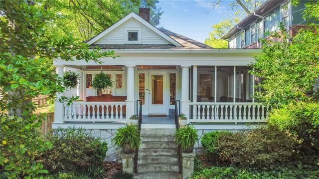 1101 Briarcliff Place NE, Atlanta, GA 30306 (MLS #6879729) :: North Atlanta Home Team