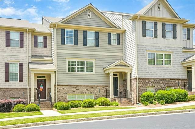 3886 High Dove Way SW #12, Smyrna, GA 30082 (MLS #6879734) :: North Atlanta Home Team