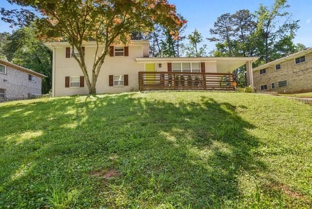1729 Danrich Drive, Decatur, GA 30032 (MLS #6879758) :: North Atlanta Home Team