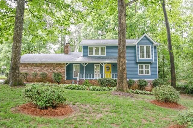 2667 Bluebird Circle, Duluth, GA 30096 (MLS #6879760) :: North Atlanta Home Team