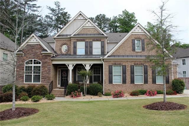 5432 Heatherbrooke Drive NW, Acworth, GA 30101 (MLS #6879774) :: Path & Post Real Estate