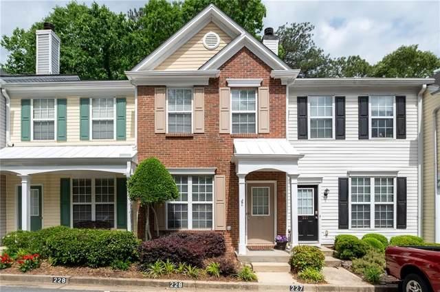 228 Buckland Drive, Alpharetta, GA 30022 (MLS #6879775) :: North Atlanta Home Team