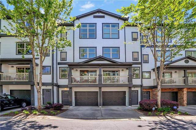 220 Semel Circle NW #176, Atlanta, GA 30309 (MLS #6879778) :: North Atlanta Home Team