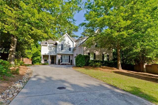 105 Wentworth Terrace, Alpharetta, GA 30022 (MLS #6879780) :: North Atlanta Home Team