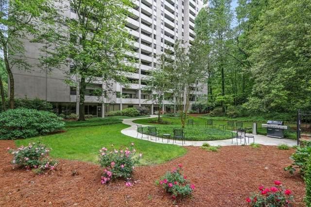 3530 Piedmont Road 4I, Atlanta, GA 30305 (MLS #6879783) :: North Atlanta Home Team