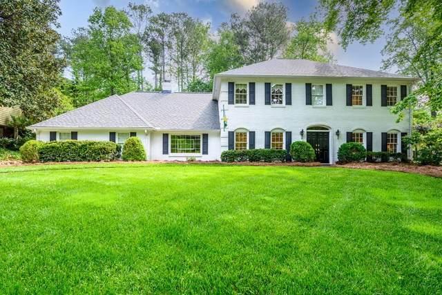 300 Lighthouse Point, Sandy Springs, GA 30328 (MLS #6879794) :: Scott Fine Homes at Keller Williams First Atlanta