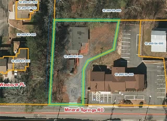 1422 Mineral Springs Road, Dalton, GA 30720 (MLS #6879795) :: North Atlanta Home Team