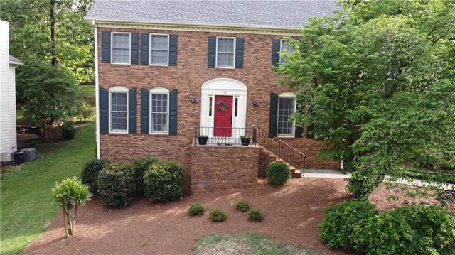 710 Battersea Drive, Lawrenceville, GA 30044 (MLS #6879805) :: North Atlanta Home Team