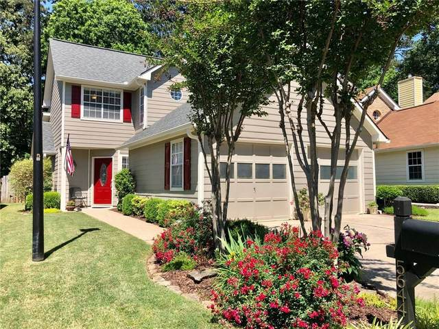 5644 Bridge Pointe Drive, Alpharetta, GA 30005 (MLS #6879819) :: North Atlanta Home Team