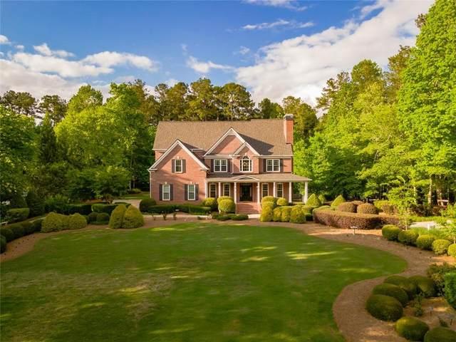 5292 Hill Road NW, Acworth, GA 30101 (MLS #6879825) :: Path & Post Real Estate