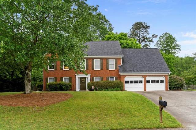1909 Glenellen Court NW, Kennesaw, GA 30152 (MLS #6879829) :: Maria Sims Group