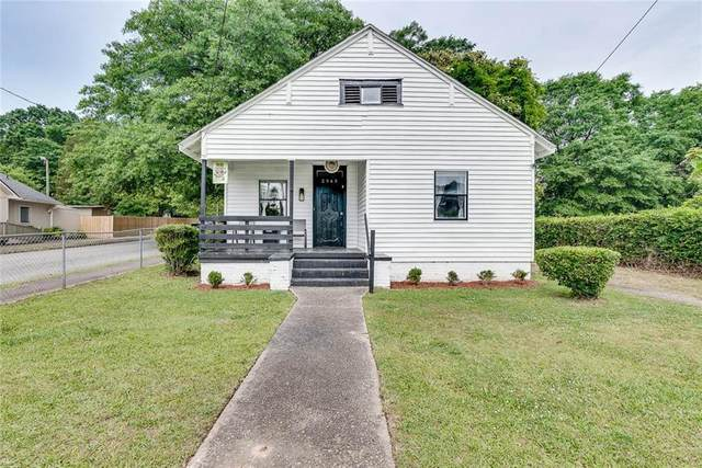 2963 Church Street, East Point, GA 30344 (MLS #6879835) :: The Heyl Group at Keller Williams