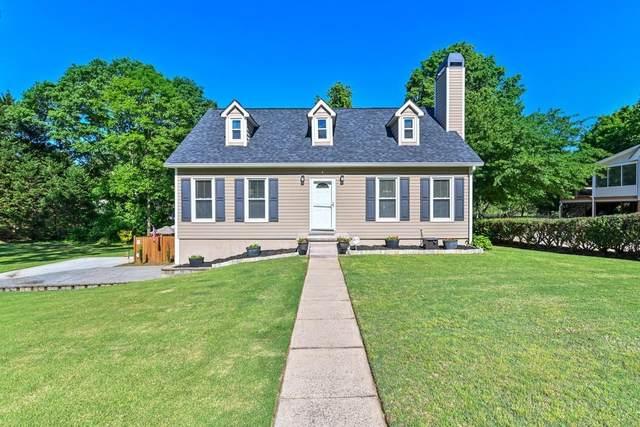 3909 Hadley Farm Drive, Marietta, GA 30066 (MLS #6879839) :: North Atlanta Home Team