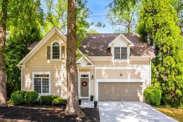 1362 Cartecay Drive NE, Brookhaven, GA 30319 (MLS #6879843) :: North Atlanta Home Team