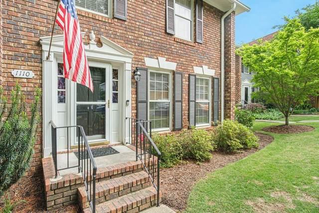 1110 Moorestown Circle, Decatur, GA 30033 (MLS #6879845) :: The North Georgia Group