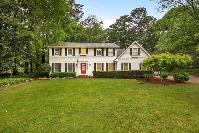 2142 Mountain Creek Drive, Smoke Rise, GA 30087 (MLS #6879847) :: Tonda Booker Real Estate Sales
