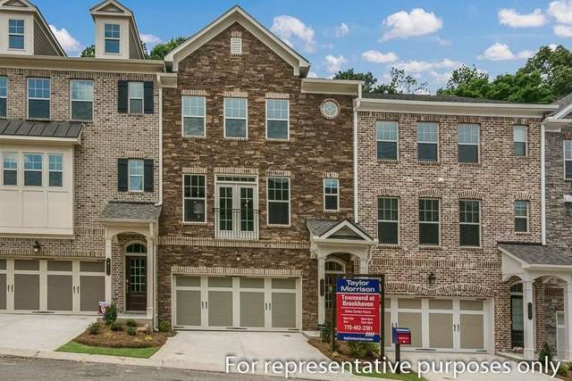 1379 Harris Way #7, Brookhaven, GA 30319 (MLS #6879851) :: North Atlanta Home Team